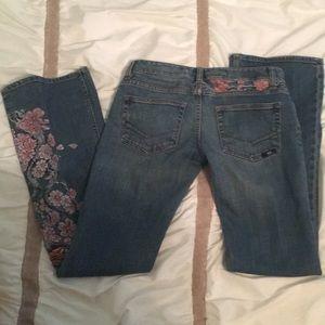 Kim Saigh Vans Jeans